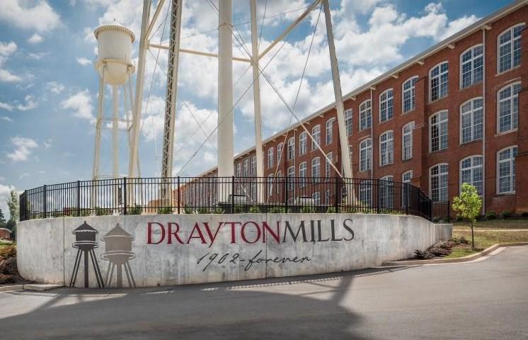 Drayton Mills - It's All Here